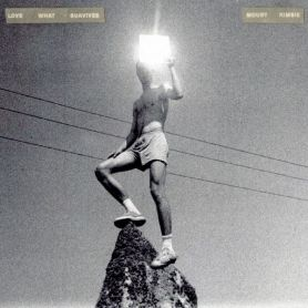 Mount Kimbie – Love What Survives