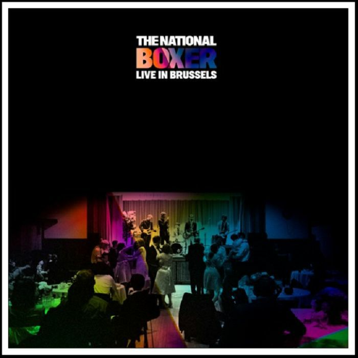 The National – Boxer Live in Brussels