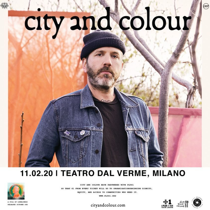 city and colour flyer