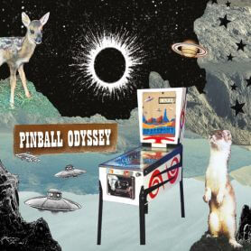 The Spacepony – Pinball Odyssey