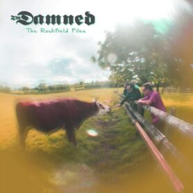 The Damned – The Rockfield Files EP