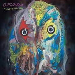 Dinosaur Jr – Sweep  it into space