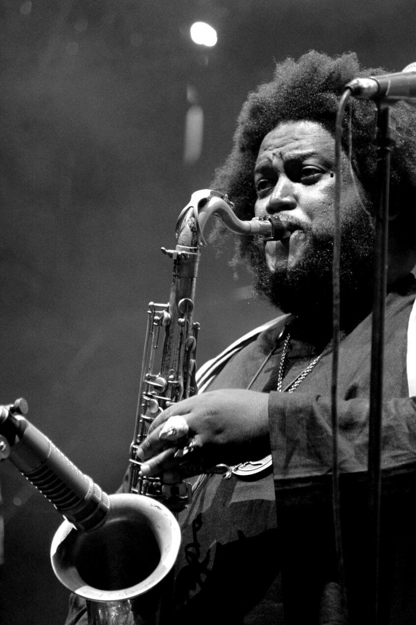 Kamasi Washington, Roma