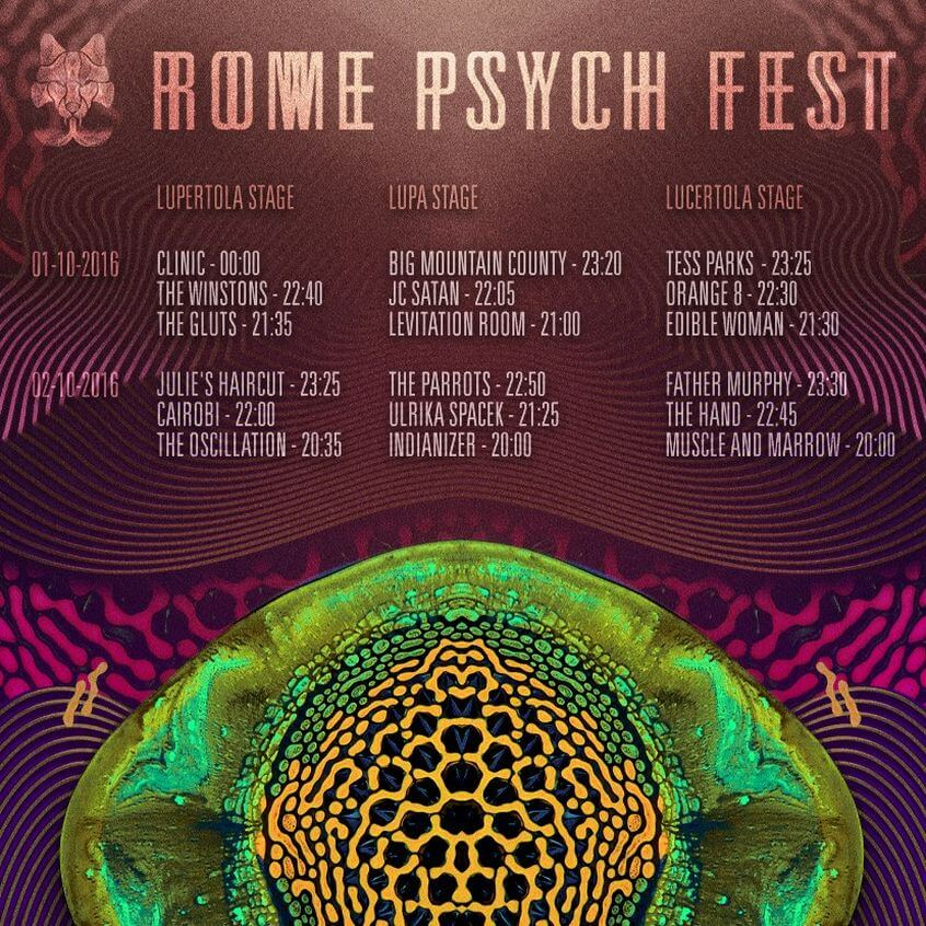 Rome Psych Fest